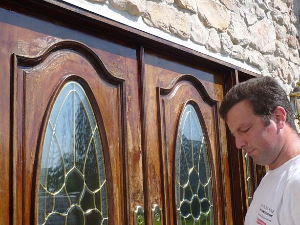 Exterior Wood Doors 614 x 461