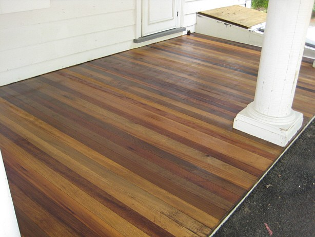Decking stain is decking stain or oil better for Exterior timber decking