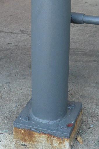 Scevoli painting commercial industrial painting for Industrial paint for metal