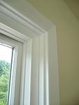 painting Pella Windows