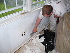 wall paper removal Somerset County, NY